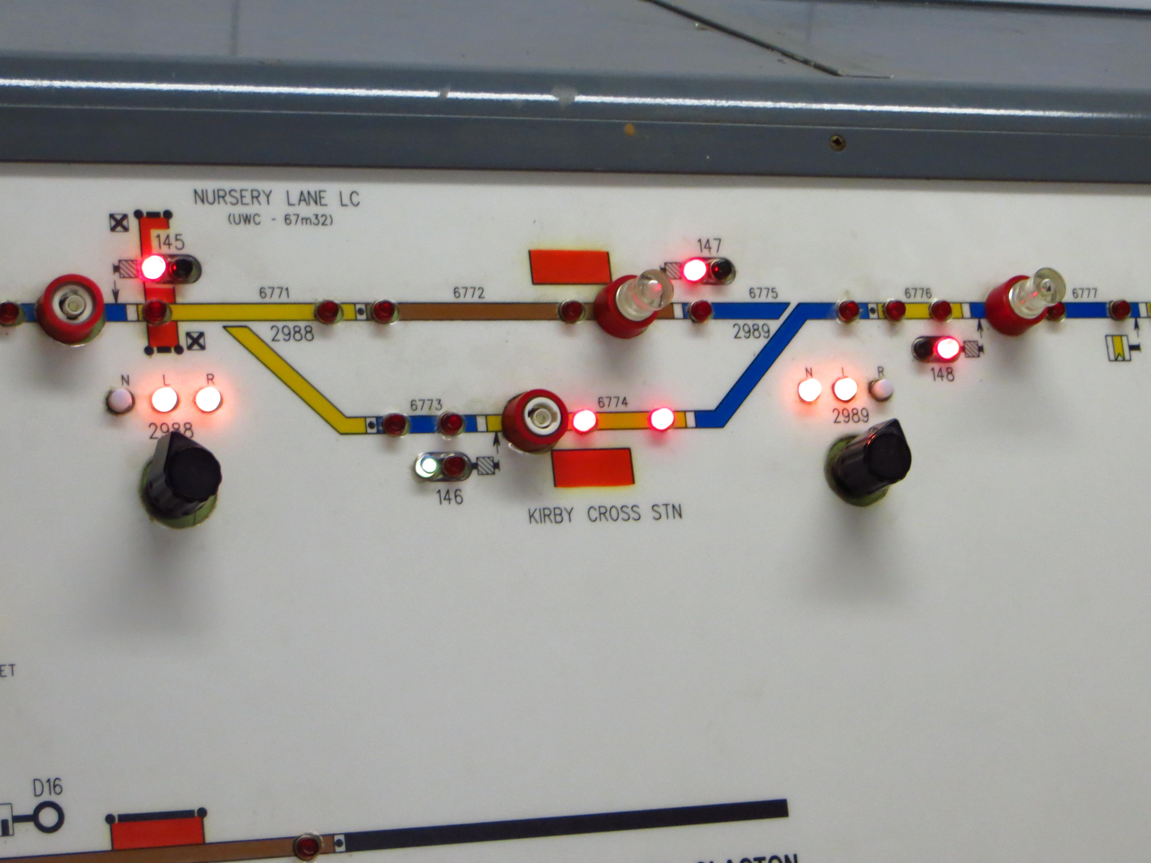 Turvalaitteiden perusteet: alussa oli rata, juna ja kuski